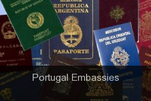 Portugal Embassies